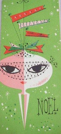 Atomic Christmas Card