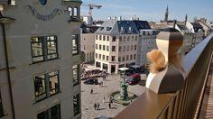 Vitra Wooden Doll No. 10 in Kopenhagen I 3 days of design I #3daysofdesign