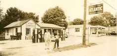 Old Kennett Square gas station