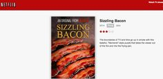 Netflix's Sizzling Bacon | The Definitive Guide To Every April Fools' Day Prank On The Internet This Year