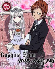 K Project Anna, Butler Cafe, Return Of Kings, Deadman Wonderland, Fiction Movies, Shugo Chara, Anime Comics, Vocaloid, Chibi