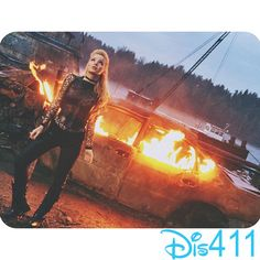 "Behind The Scenes Photo: Dove Cameron Working On ""Monsterville"" March 11, 2015 - Dis411"
