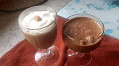 SPUR Chocolate Mousse *6 eggs (separated) *1 slab 85% Lindt Choc *1/2 cup xylitol / erythritol or less to taste *1/2 cup cream.  -Makes 6 large portions. 1. Melt chocolate and add egg yolks, cream and xylitol. 2. Bring to the boil until all the xylitol is melted. 3. Beat egg whites until they form very stiff peaks. 4. Fold chocolate syrup into egg whites. 5. Dish into small bowls and refrigerate until set (a few hours). 6. Serve with cream. - Recipe by Elma Vd Merwe Jordaan
