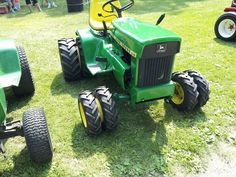 my john deere 140 after a dual wheel conversion was semi complete jd 140
