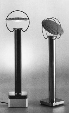 Tobia Scarpa, Perpetua Lamp, for Flos, 1982