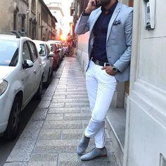 white pants style