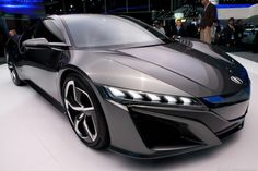 Acura NSX steps closer to reality
