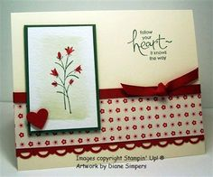Pocket Silhouettes Valentine by Diane Simpers - Cards and Paper Crafts at Splitcoaststampers