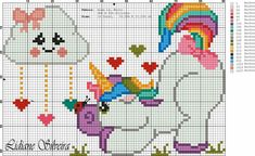 26 best ideas for baby blanket embroidery design color combos Cross Stitch Horse, Cross Stitch Baby, Cross Stitch Animals, Cross Stitch Charts, Cross Stitch Patterns, Cross Stitching, Cross Stitch Embroidery, Pixel Pattern, Needlepoint Designs