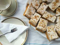 Rohkost-Möhrenkuchen vegan & glutenfrei