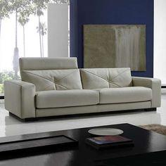 Marbella Sofa By Gamma Arredamenti   Gamma Arredamenti Italian Leather  Sofas Modern Leather Sofa, Leather