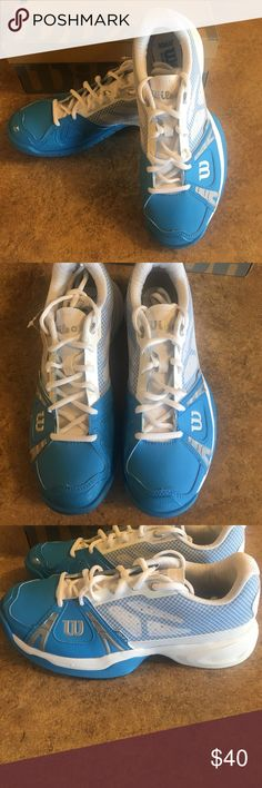 Women Tennis Shoes New with tags! Excellent condition! Wilson Shoes Athletic Shoes