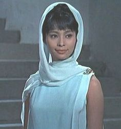 Aki  (Akiko Wakabayashi)  You Only Live Twice  1967    Aki is an agent for Japan's SIS, and helps Bond on his mission to find Blofeld, at least until she is killed and Bond trades her in for Kimmy Suzuki.