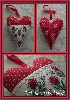 Heart - finishing idea