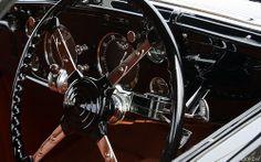 1937 Delage D8 Letourneur et Marchand Aerodynamic Coupé - dash