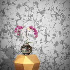 Neural was conceived by the sought-after experimental art photographer Luke Evans He photographed slices of cow brain tissue under a ultra-high B&q Wallpaper, Unique Wallpaper, Wallpaper Online, Wallpaper Designs, Evans Art, Rockett St George, Latest Wallpapers, Luke Evans