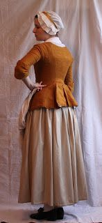 Janet Arnold fitted jacket - Diary of a Mantua Maker: Jackets