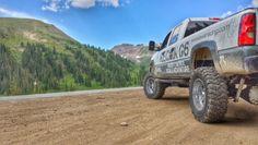 Durumax at Independence Pass in Colorado