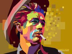 Wedha Pop Art Portrait (WPAP), Pop Art From Indonesia