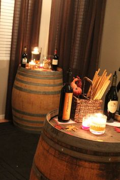 How to: Throw a Fall Wine Tasting Party