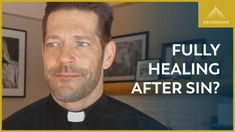 Mike explains how even partial healing from the wound of sin is still worth the effort. Don't give up just because you know your sins will leave some sta. Father Mike Schmitz, Adventure Bible, Father Knows Best, God Forgives, Christian Life, Healing, Faith, Prayer Board, Amazing Grace