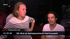 Ylvis - Translator's choice: Intro Thea & sympati for Magnus (Eng subs)