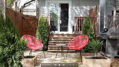 Idea for small backyard