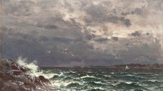 View Stormy sea by Magnus Hjalmar Munsterhjelm on artnet. Browse upcoming and past auction lots by Magnus Hjalmar Munsterhjelm. Stürmische See, Martin Johnson, Artist And Craftsman, Stormy Sea, See The Sun, Sea Art, Baltic Sea, Arts And Crafts Supplies, Traditional Art