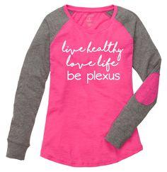 Plexus Shirt  Live Healthy Love Life Be Plexus by LiveLovePlexus