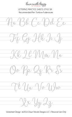 Hand Lettering 101, Lettering Guide, Hand Lettering Practice, Hand Lettering Tutorial, Hand Lettering Alphabet, Doodle Lettering, Creative Lettering, Lettering Design, Brush Lettering