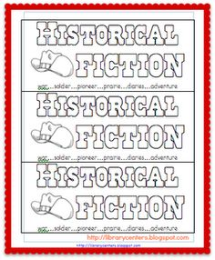 The Centered School Library: Printable Genre Bookmarks to Color (free) Library Lesson Plans, Library Lessons, Library Ideas, Library Skills, Free Library, Genre Activities, Library Activities, Reading Resources, Teacher Freebies