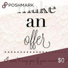 ✨Make An Offer ✨ ✨✨✨ Other