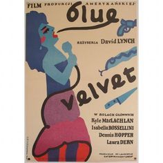 So much love for Polish film posters.