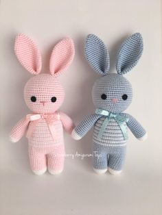Items similar to Crochet Amigurumi Sleeping Mate Bunny ( Price is for ONE BUNNY . The finished product is about 31 cm inches) tall when used 100 g / 225 m yarns and mm crochet hook. This bunny pattern is especially for making sleeping mates for babies. Bunny Crochet, Crochet Amigurumi, Easter Crochet, Amigurumi Doll, Crochet Animals, Knitted Dolls, Crochet Dolls, Crochet Yarn, Crochet Patterns Amigurumi