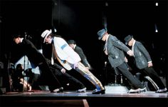 El paso imposible de Michael Jackson