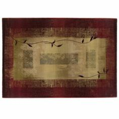 "Oriental Weavers Generations Abstract Rug - 5'3"" x 7'6"""