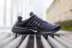 nike air presto b&w pack