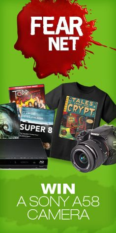 Win a Sony a58 Camera. I so would love to win this!