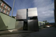 Boxhome, Oslo, 2007 - Rintala Eggertsson Architects
