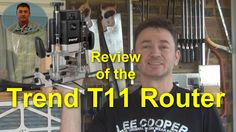 Trend T11 Router Review Metalworking, Peacock, Told You So, Woodworking, Peacocks, Carpentry, Wood Working, Woodwork