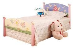 Magic Garden Toddler Bed