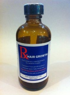 Rx Hair Growth by Phd Pharmaceuticals. $39.00. promotes quick,fuller,thicker hair quick. Top 3 Rx ingredients all in one product. European #1 hair growth treatment. 3 % Minoxidil Tricosaccaride 9x/30x 25 Mg liquid biotin extract. 1 bottle is 30 day supply. Save 56% Off!