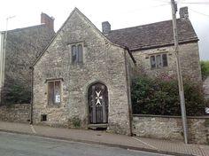 St John's Hospice, Bridgend, Wales. 16th century building.,  - Grade II* listed buildings in Bridgend County Borough - Wikipedia, the free encyclopedia