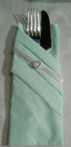 Napkin folding :)