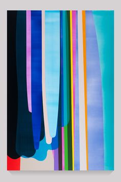 Dion Johnson - Moonlight 2009 acrylic on canvas 72x48in