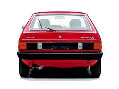 Volkswagen Scirocco '1974–77
