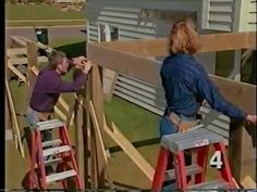 """Hometime """"How-To"""" Video Guide: Decks, Layout and Construction - YouTube"""