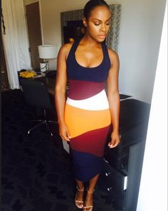 Tika Sumpter, Tamar & Evelyn Braxton, Tasha Smith, Tina Knowles-Lawson And More At Megafest 2015