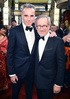 Suited and booted.Daniel Day Lewis looking sharp at the Oscars 2013 Oscars 2013, Daniel Day, Day Lewis, Steven Spielberg, Fine Wine, Best Actor, Gq, Dapper, Actors & Actresses
