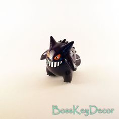 Gengar Furniture Pull Knob Scary Pokemon Unique Home Decor Cabinet Knobs For Kitchen Dresser Drawers